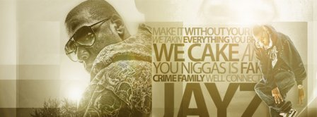 Jay Z 6 Facebook Covers