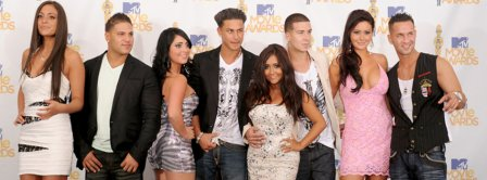 Jersey Shore 2 Facebook Covers