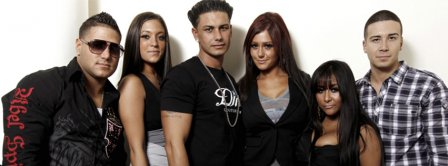 Jersey Shore 3 Facebook Covers