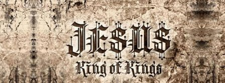 Jesus King Of Kings 2 Facebook Covers