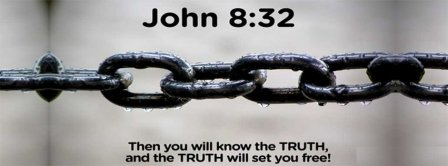 You Will Know The Truth John 8 13 Facebook Covers