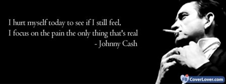 Johnny Cash Lyrics  Facebook Covers