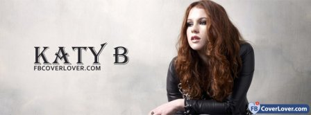 Katy B 3 Facebook Covers