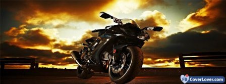 Kawasaki Ninja  Facebook Covers