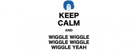 Keep Calm And Wiggle Facebook Covers