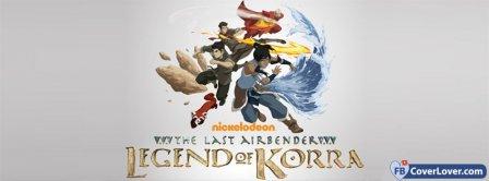 Legend Of Korra 2  Facebook Covers