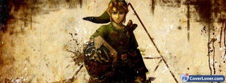 Legend Of Zelda 4  Facebook Covers