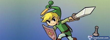 Legend Of Zelda 5  Facebook Covers