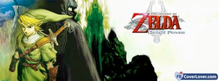 Legend Of Zelda  Facebook Covers