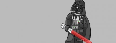 Lego Darth Vader Facebook Covers