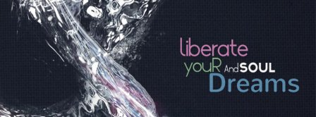 Liberate Dreams Facebook Covers