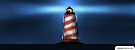 Lighthouse Drawing Facebook Covers