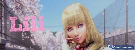 Lili Tekken 2  Facebook Covers
