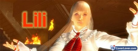 Lili Tekken  Facebook Covers