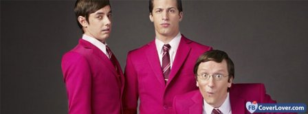 Lonely Island Facebook Covers