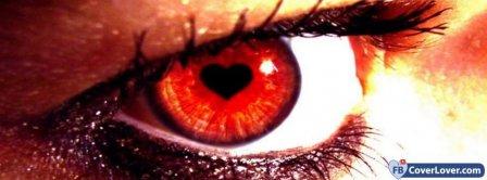 Love In My Eyes  Facebook Covers