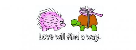 Love Will Find A Way Facebook Covers