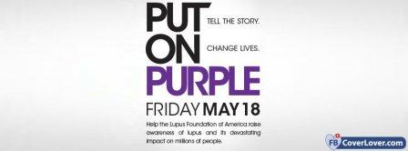 Lupus Awareness 9  Facebook Covers