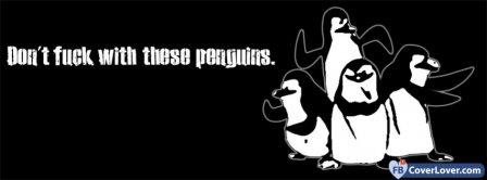 Madagascar Penguins  Facebook Covers