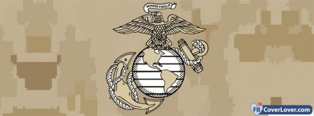 Marine Corps 2  Facebook Covers