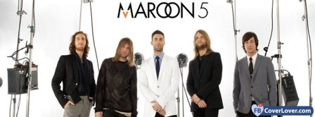 Maroon 5 Band Facebook Covers