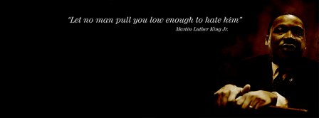 Martin Luther King Quote Facebook Covers