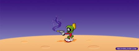 Marvin Martian Facebook Covers
