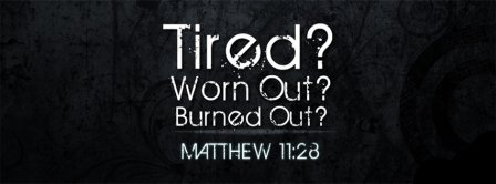 Matthew 11 28 Facebook Covers