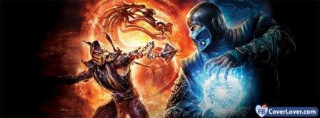 Mortal Kombat 2  Facebook Covers