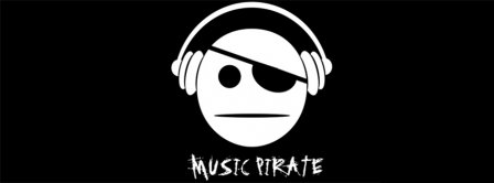 Music Pirate Facebook Covers