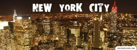 New York City 2 Facebook Covers