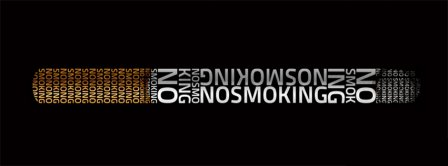 No Smoking Facebook Covers