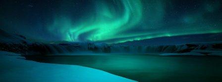 Northern Lights Aurora Borealis Facebook Covers