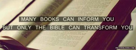 Only The Bible Facebook Covers