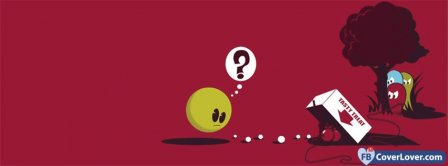 Pac Man Trap  Facebook Covers