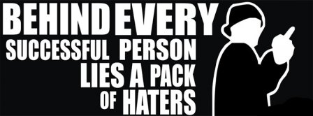 Pack Of Haters Facebook Covers