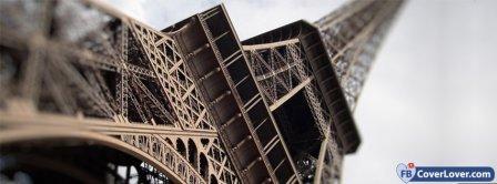 Paris Eiffel Tower Facebook Covers