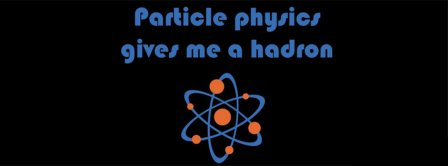 Particle Physics Facebook Covers