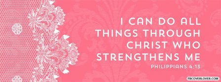 Philippians 2 13 Facebook Covers