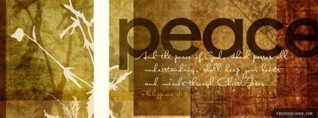 Philippians 4 7 Facebook Covers