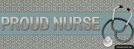 Proud Nurse 2 Facebook Covers