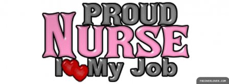 Proud Nurse Facebook Covers