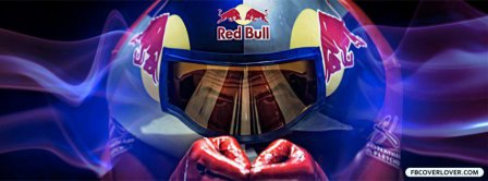 Red Bull Racer 2 Facebook Covers
