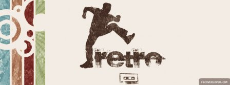 Retro Style Dance Facebook Covers