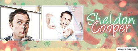 Sheldon Cooper Facebook Covers