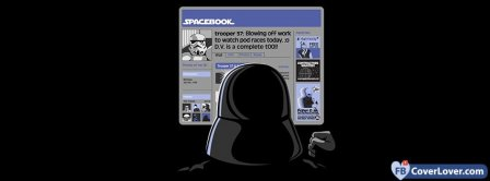 Spacebook Facebook Facebook Covers