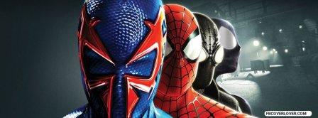SpiderMan Facebook Covers
