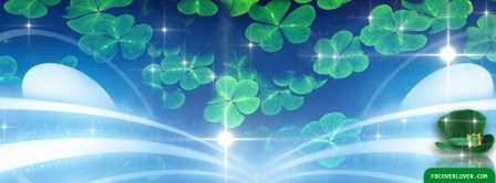St Patricks Day Facebook Covers