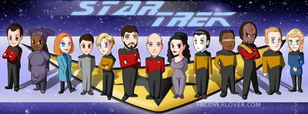 Star Trek The Next Generation 2 Facebook Covers