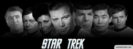 Star Trek 4 Facebook Covers